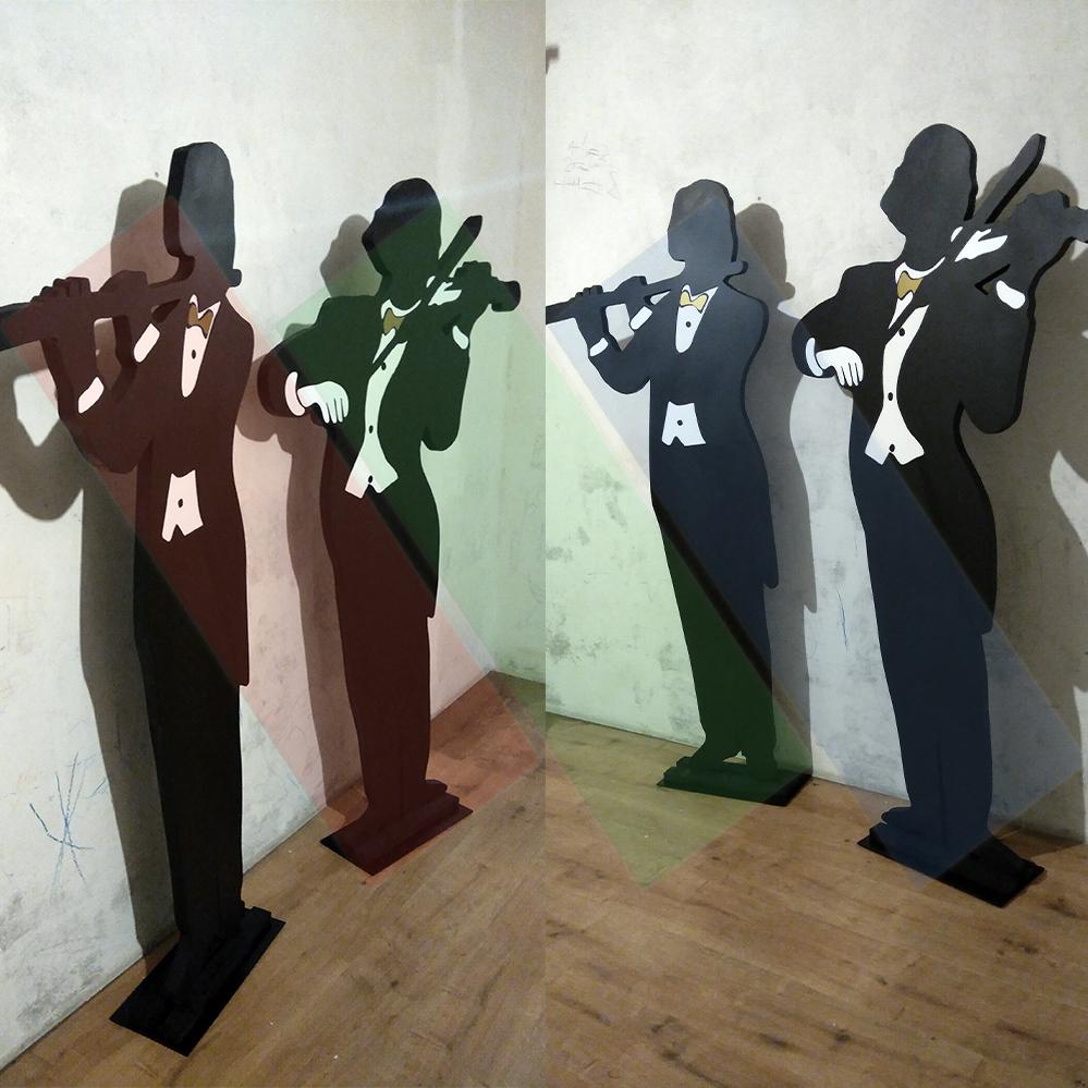 Изготовление ростовых фигур в Чебоксарах